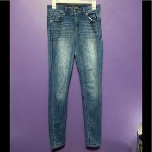 Light Blue Express jeans